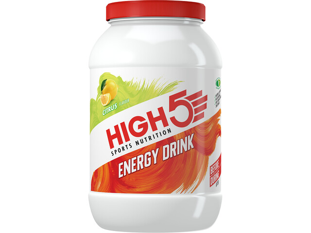High5 Energy Drink Tub 2,2kg, Citrus